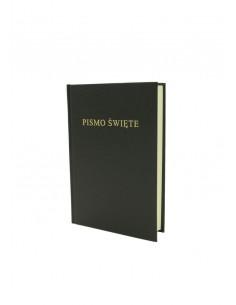 Biblia Warszawska, średnia, oprawa twarda