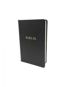 Biblia Gdańska, oprawa twarda, skórzana