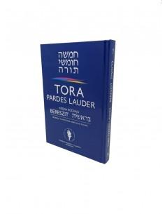 TORA PARDES LAUDER - tom I, Księga Rodzaju, BERESZIT