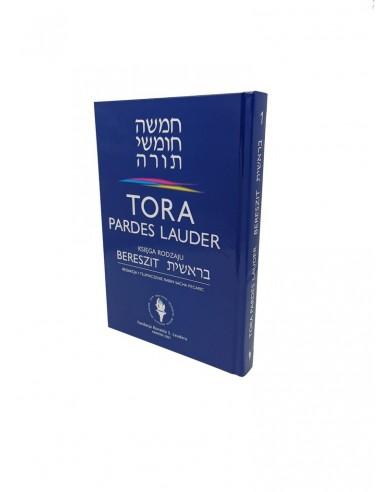 TORA PARDES LAUDER - tom I, Księga...
