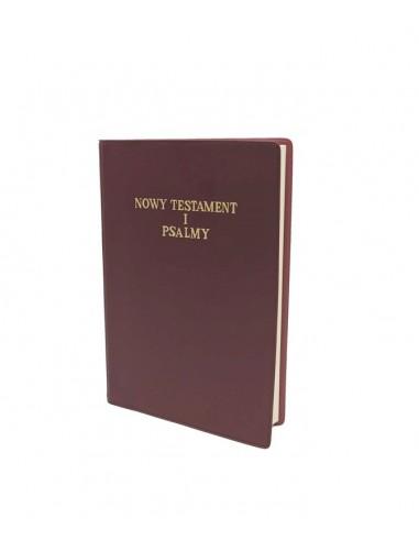 Nowy Testament i Psalmy, mały format