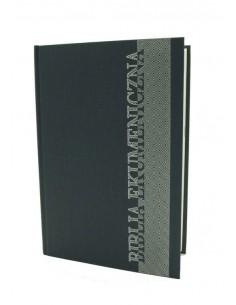 Biblia Ekumeniczna bez ksiąg deuterokanonicznych, oprawa twarda